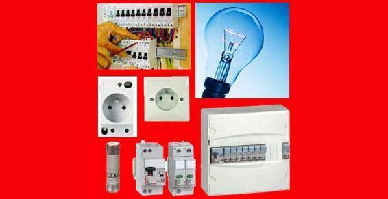 Électricité générale - Réparation électricité
