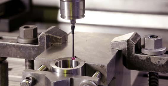Measuring machine crysta apex S