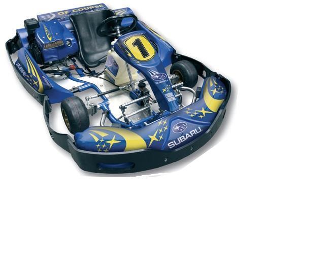 Kart Subaru