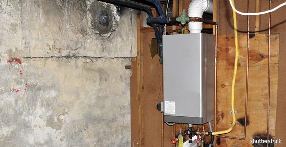 Dépannage et remplacement de chaudière à Chambéry en Savoie