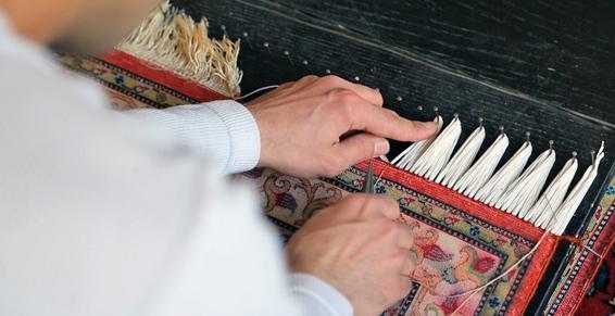 Rénovation à la main de vos tapisseries à Bordeaux, Tours...