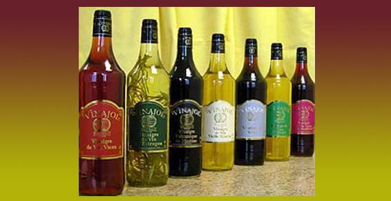 Vinaigres Gastronomiques