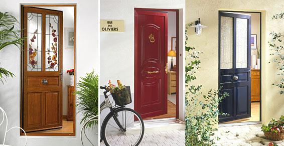 Portes et fenêtres Janneau en PVC tous coloris