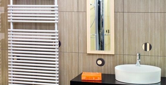 Chauffage de salle de bain à Paris 15ème
