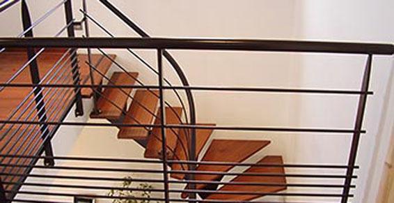 Escaliers avec garde-corps Guipavas