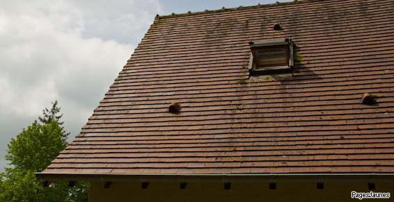 Entreprise de couverture 3 C - Réfection de toiture