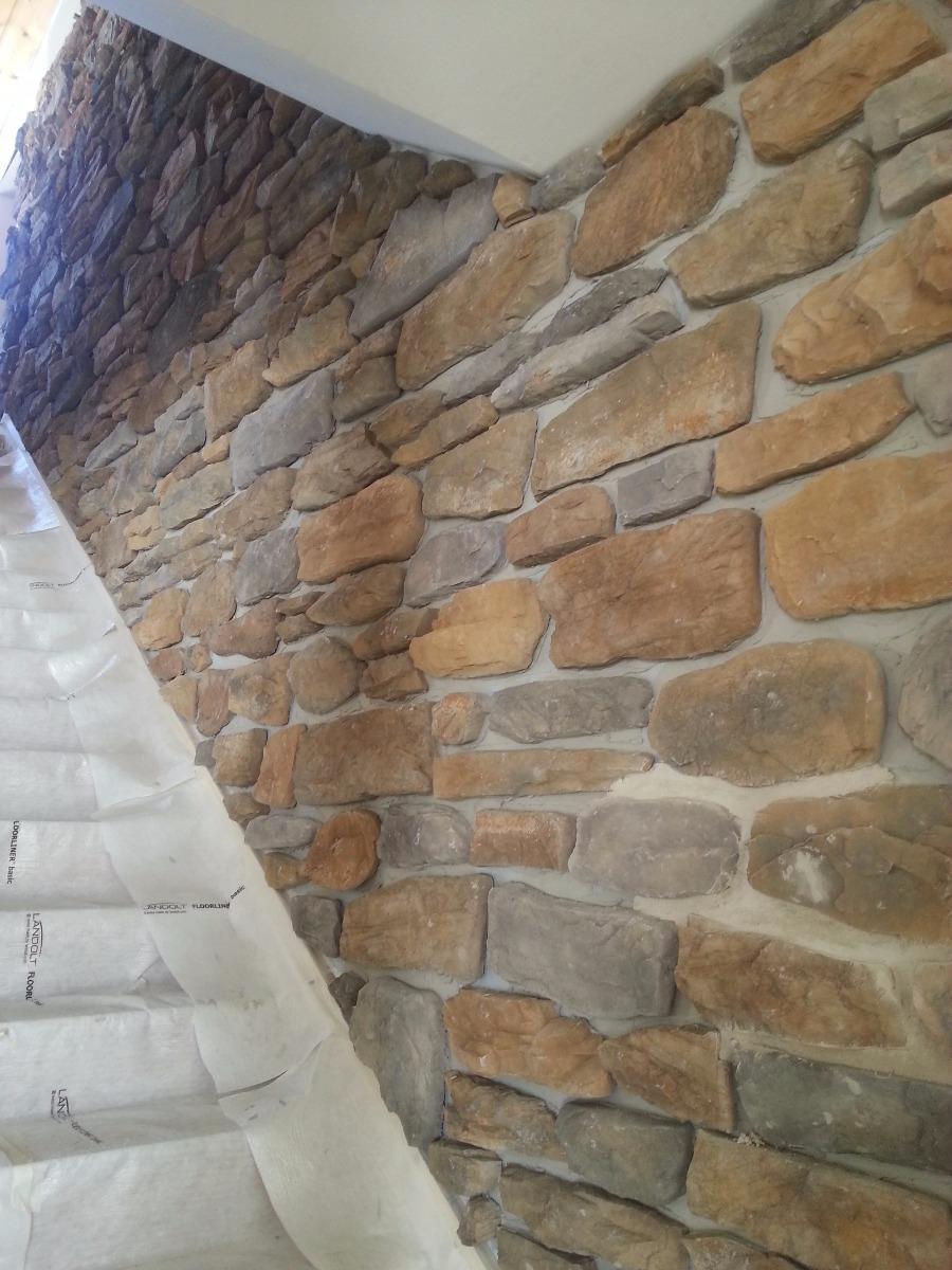 Revêtement en pierre