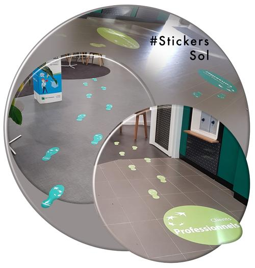 Sticker Sol BNP