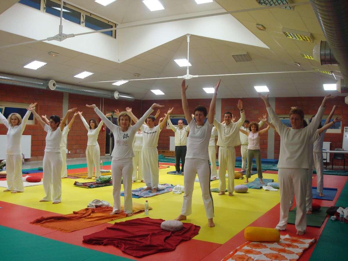 Cours de Tantra Yoga à Tresses