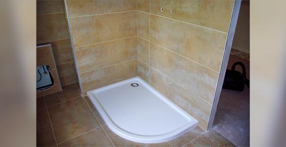 Création de salles de bains