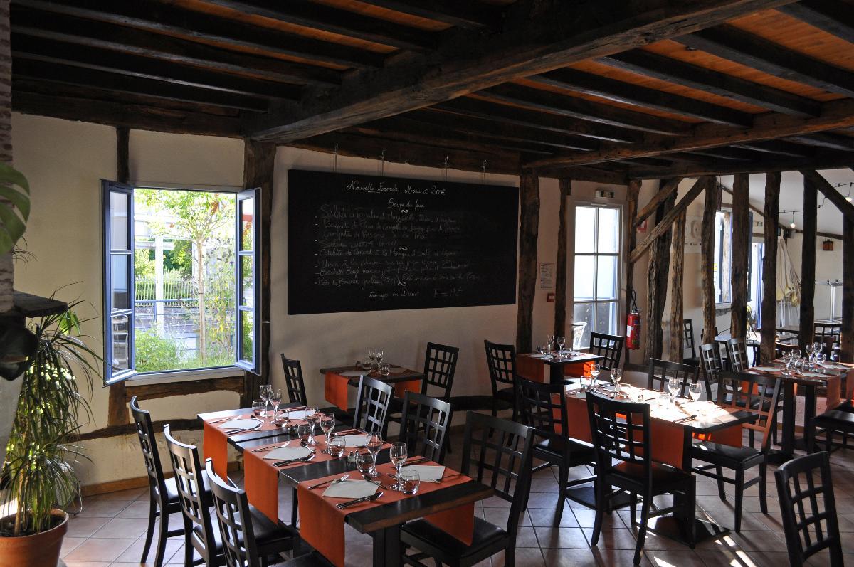 Restaurant Le Barthomé  en Dordogne (24)