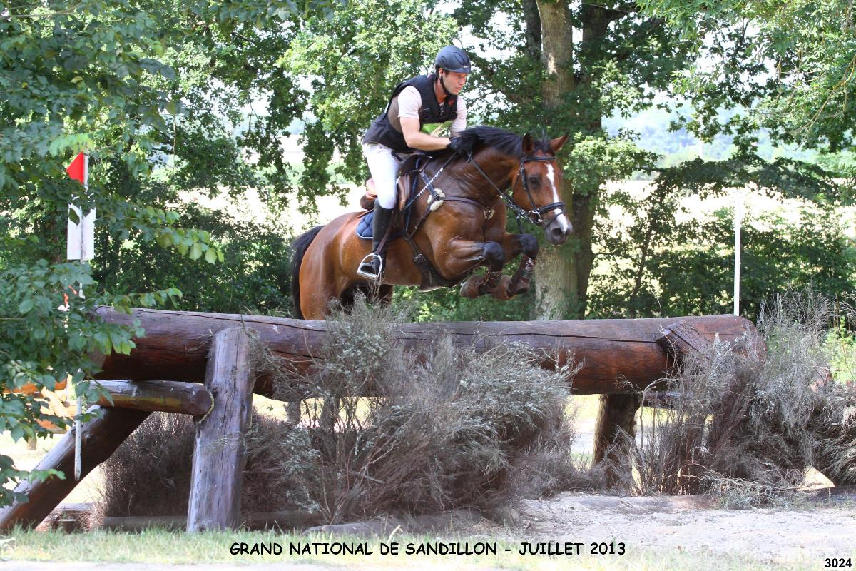 Guillaume Pucci Grand National 2013