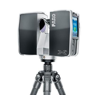 Sanner laser 3D