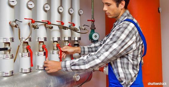 Contrôle de chauffage - AMCCP à Aigues-Mortes