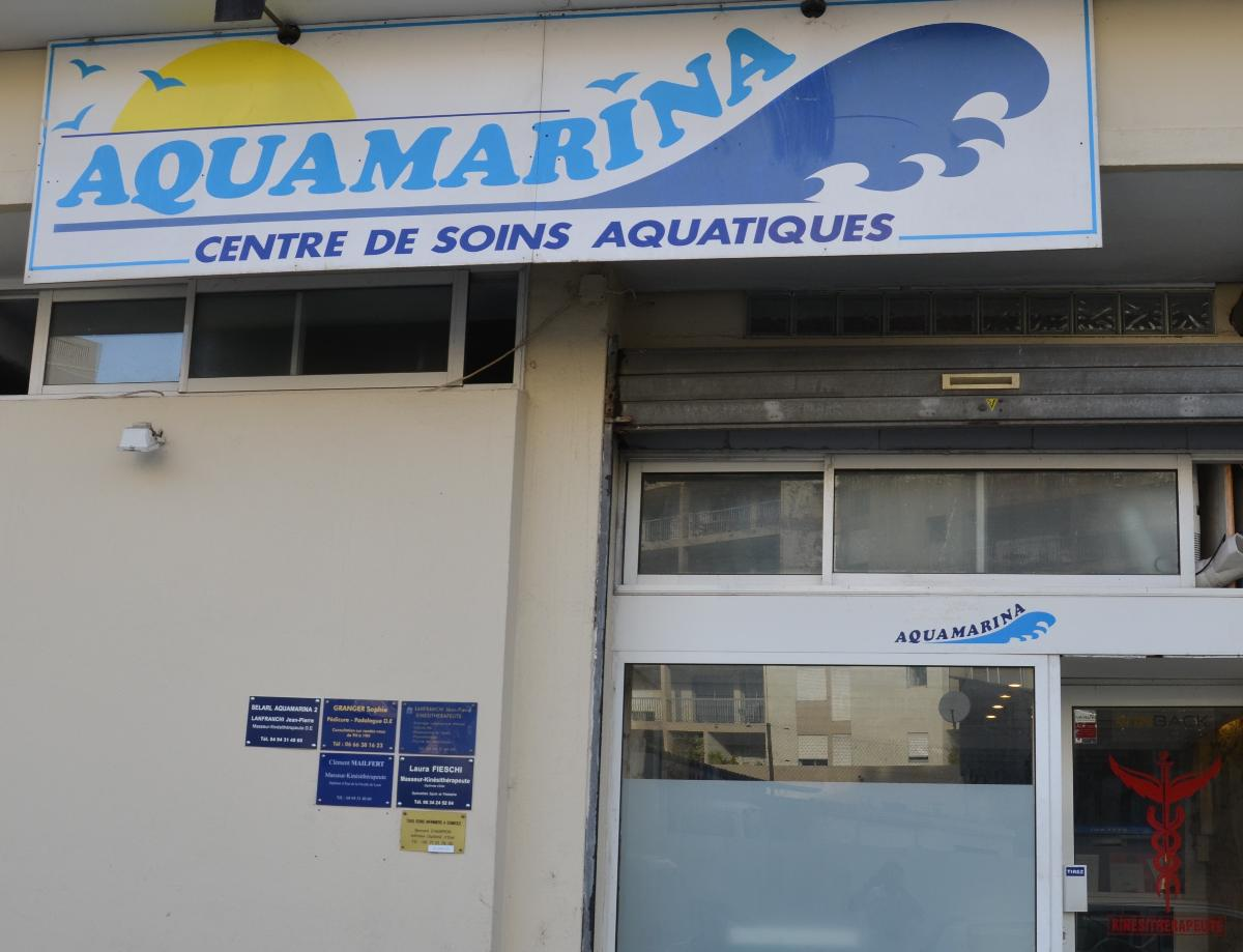 Centre Aquamarina 2 à Toulon (83)