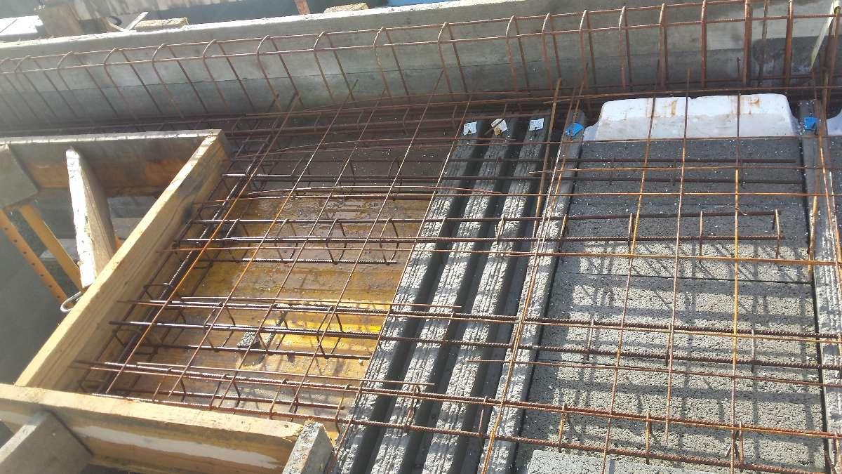 Trémie escalier - MFDS Constructions